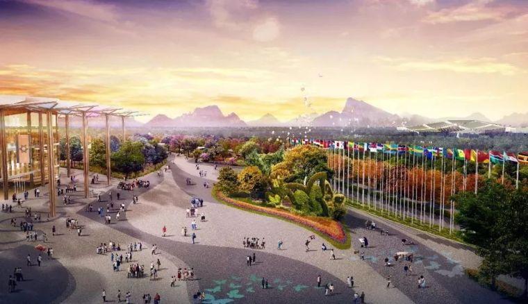 从规划的角度看北京世园会