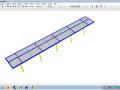 sap2000钢结构廊架计算书