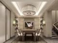 [北京]亚运新新家园别墅室内设计方案图