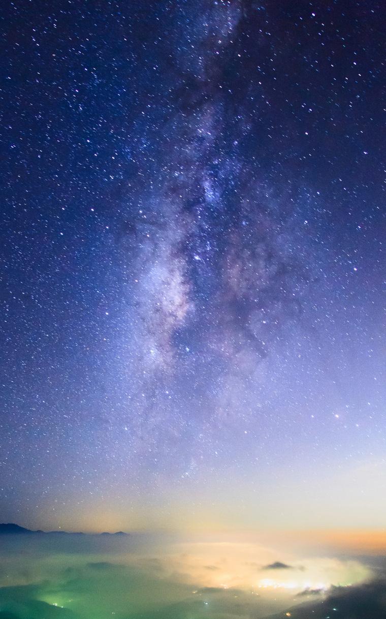 夜景天空素材(147张)