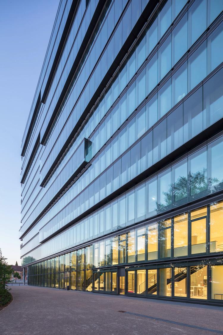 德国欧莱雅地平线办公总部-7