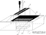 【发明】半自动化加气块钻孔设备