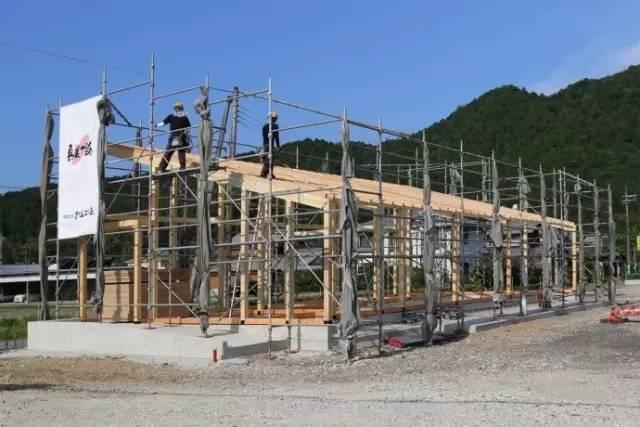 日本领先世界的钢木组合结构(SE构法/SE工法)
