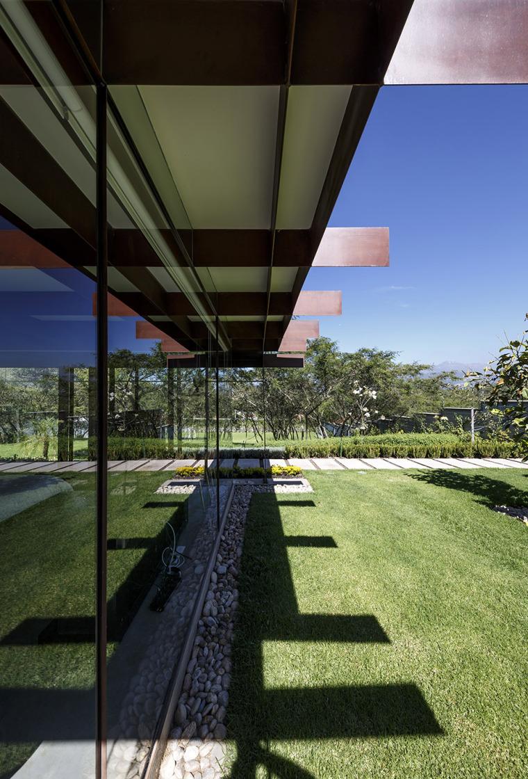 厄瓜多尔隐形边界的住宅-8