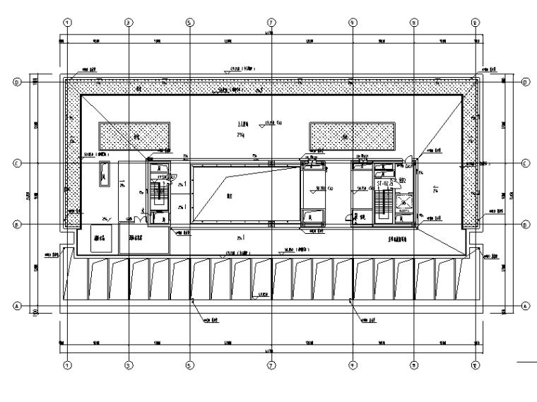上海浦东金融大厦项目机电项目施工图