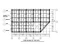 [云南]中国银行钢框架结构加固施工图