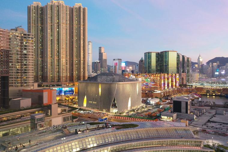 香港西九戏曲中心-2