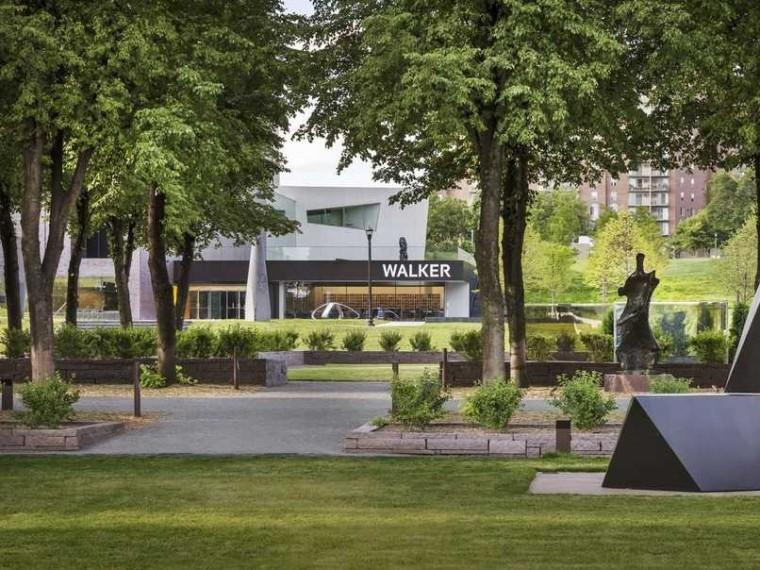 美国沃克艺术中心景观-1