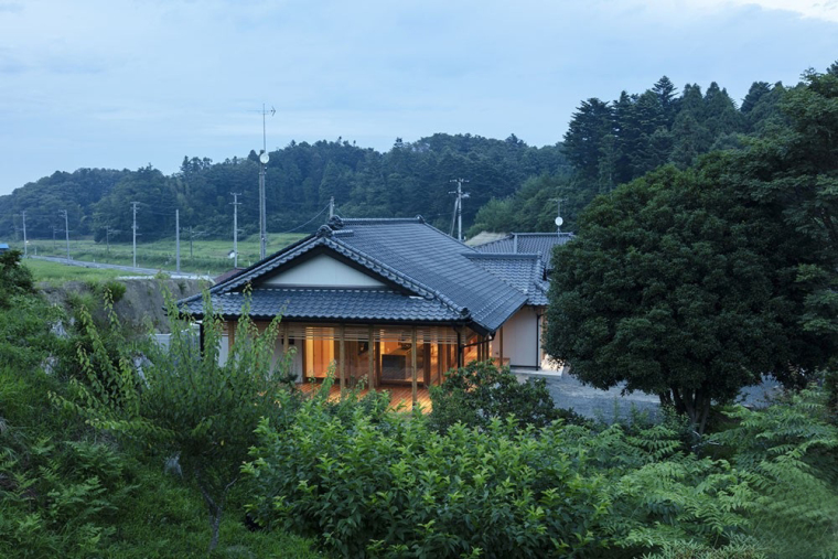 日本福岛长屋-5