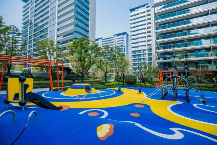 居住区|杭州示范区景观设计项目盘点_8