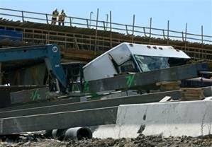 桥梁工程施工安全事故案例及教训
