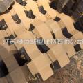 盐城草坪砖价格250x190x80mm盐城井字砖厂家植草砖彩色混凝土停车场砖