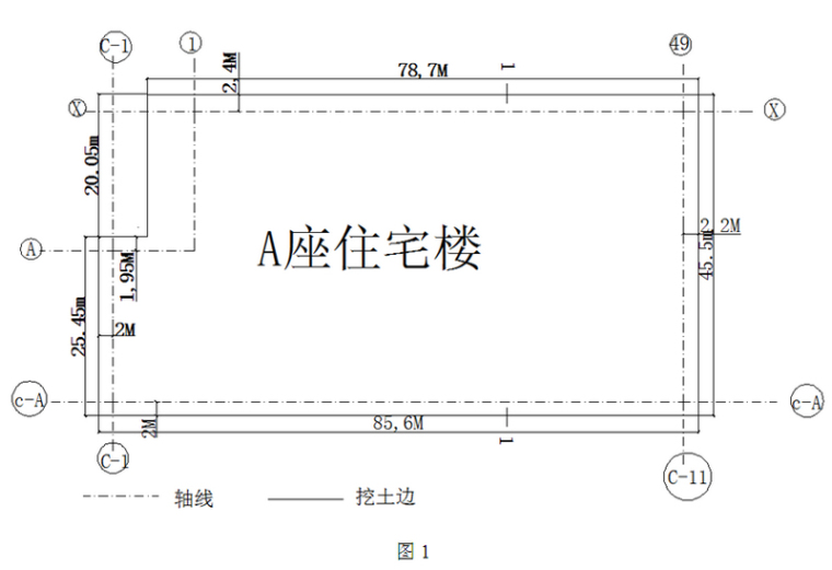 棚户区住宅楼改造工程深基坑工程施工方案(50页)