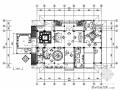 [四川]欧式三层大型豪华会所CAD施工图(含效果图)