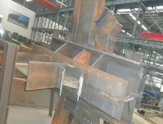 [QC成果]提高十字柱焊缝质量一次验收合格率汇报