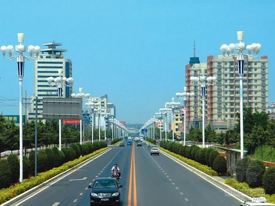 [广东]市政道路工程监理大纲300页(含道路、排水管道、绿化工程等)