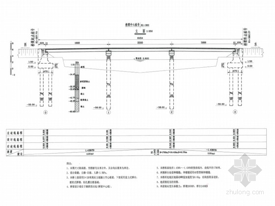 [浙江]预应力钢筋混凝土简支空心板桥施工图设计38张