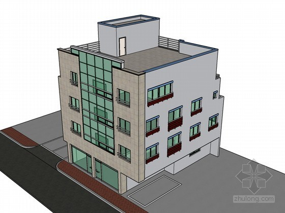 公寓式建筑