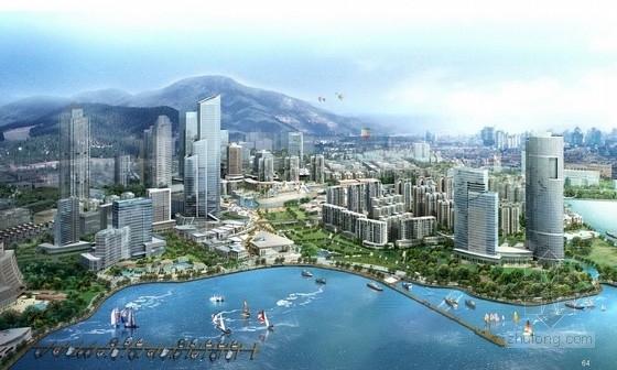 [山东]城市综合体规划及单体设计方案文本
