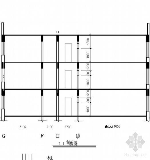 [重庆]2010年儿童救助中心综合楼设计概算(图纸+清单+招标文件)