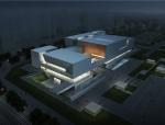 [安徽]省级现代风格美术馆建筑方案设计竞标文本