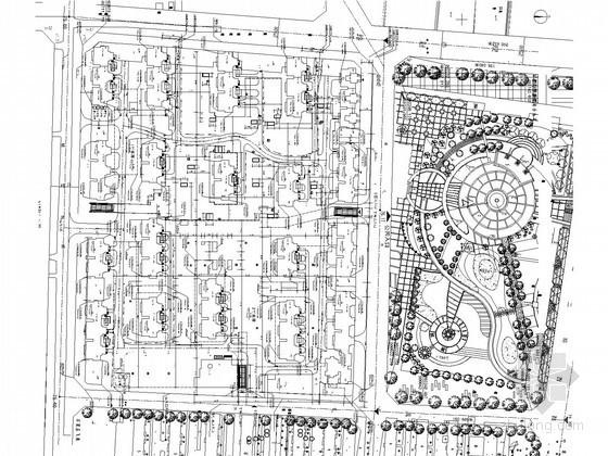 [河北]超高层商住楼给排水施工图纸238张(32层 中水系统 冷凝水系统)