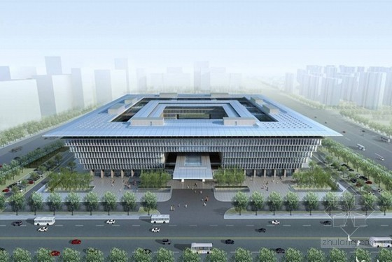 [安徽]商业楼工程施工质量创鲁班奖策划书