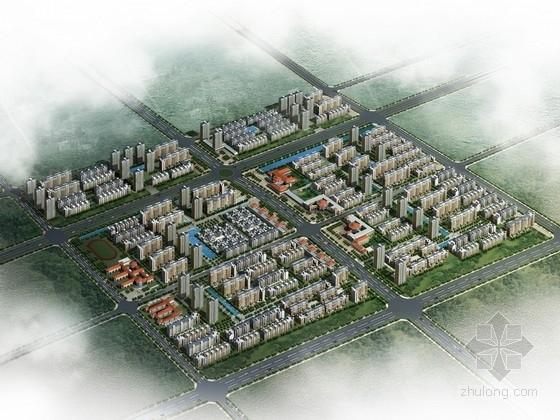 [安徽]某城市综合体规划设计方案文本(南京知名设计院)