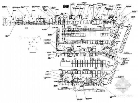 [江西]住宅楼地下室通风及防排烟系统设计施工图(含节能环保设计)