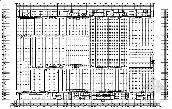 某工业厂房电气施工图