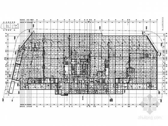 [广东]大型超高层城市综合体全套电气施工图纸200张(23万 39层  负荷计算书)