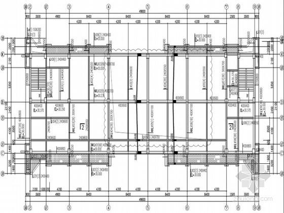 [江苏]办公楼高大模板支设方案(已论证 附图表及计算书)