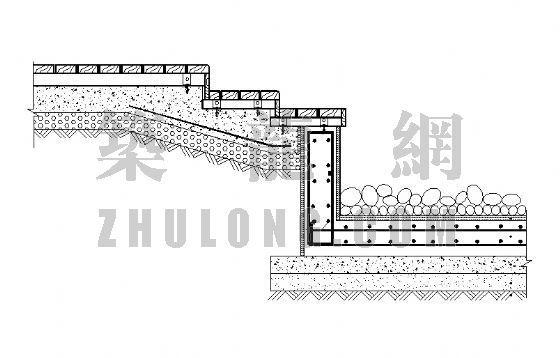 驳岸结构详图(3)