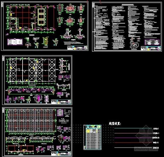 [四川]2012年建筑工程招标工程量清单(含CAD结构图)