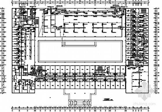 [河北]宾馆中央空调设计施工图