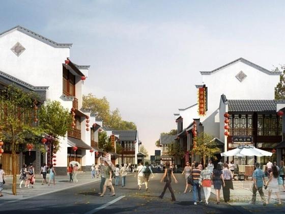 [浙江]绿色宜居小镇景观规划设计