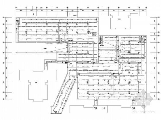 大型住宅小区地下室工程全套电气施工图纸42张