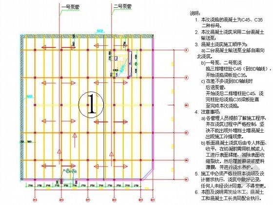 [广东]超高层核心筒混合结构办公楼工程高支模工程施工方案