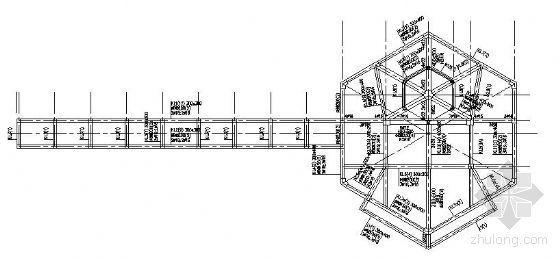 亲水平台和水池详细施工图