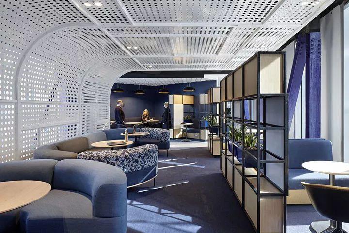 办公空间:优雅诠释,澳大利亚墨尔本银行总部