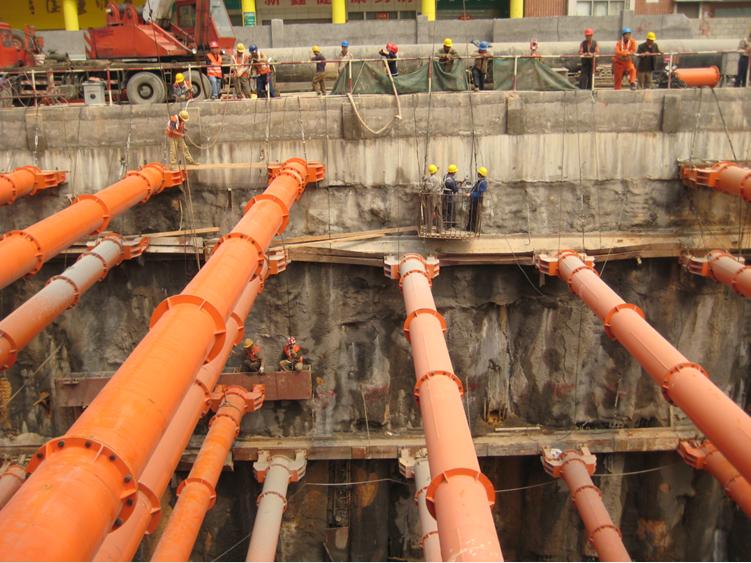 建筑工程深基坑施工技术及事故案例分析(100页,图文并茂)