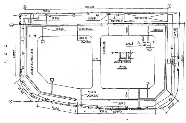 超高层大厦项目超深地下连续墙施工组织设计