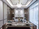 福州泰禾桂山院子别墅豪宅软装设计落地方案