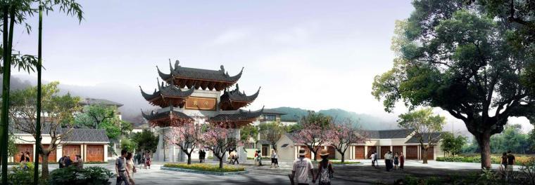 德清莫干山高峰村村庄规划设计方案文本PDF(41页)