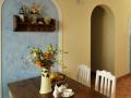 某乡村风住宅室内装修设计效果图方案(41张)