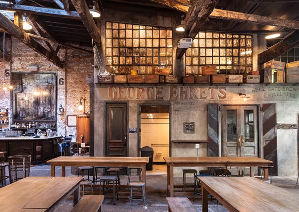 工业复古酒吧