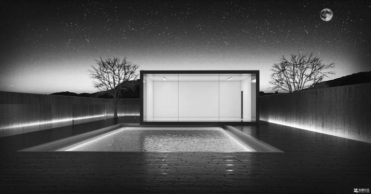 vray渲染夜景资料下载-用VFS与PS表达夜景