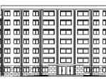 [河南]七层政府办公楼建筑施工图(含结构专业)