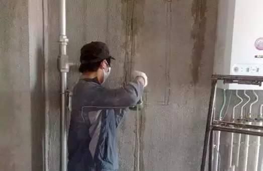 装修之前,你必须了解这些墙面施工监理要点