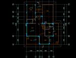 三层别墅建筑施工图